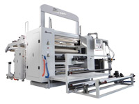 Fabric-film solvent-free hot melt laminating equipment