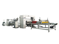 Furniture panel PUR laminating  equipment